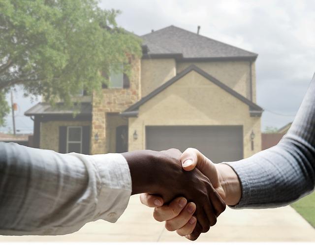 dům, dohoda