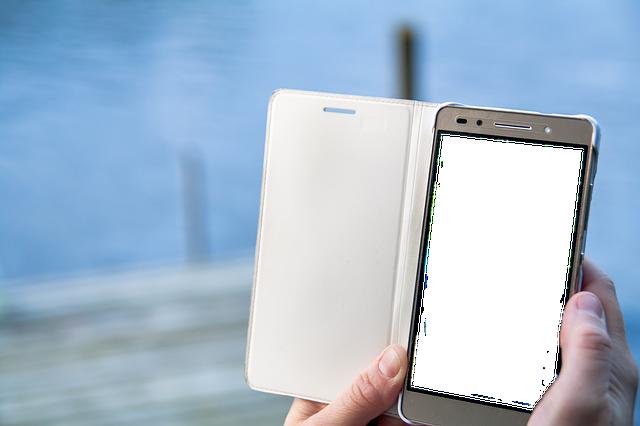 mobil v obalu